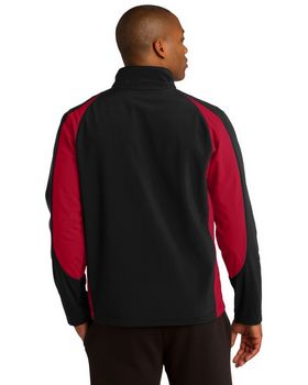 Sport-Tek ST970 Colorblock Soft Shell Jacket
