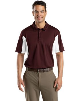 Sport-Tek TST655 Tall Side Blocked Micropique Polo