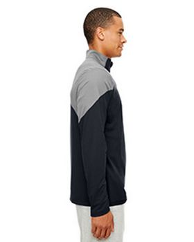 Team 365 TT27 Mens Snag-Protection Quarter-Zip
