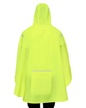 Team 365 TT71 Adult Packable Poncho