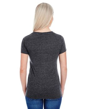 Threadfast Apparel 202A Ladies Triblend Tee