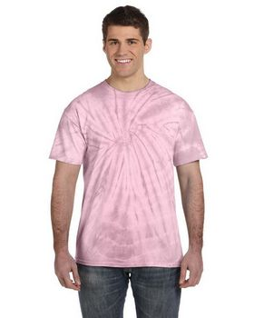 Tie-Dye CD100 Adult Cotton Tie-Dyed T-Shirt