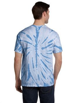 Tie-Dye CD110 5.4 oz. 100% Cotton Tie-Dyed T-Shirt