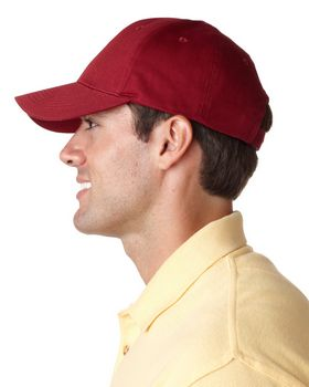 Ultraclub 8101 Solid Cotton Cap