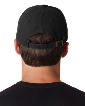 Ultraclub 8112 Cotton Sandwich Cap