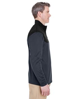 Ultraclub 8233 Adult Sport 1/4-Zip Pullover