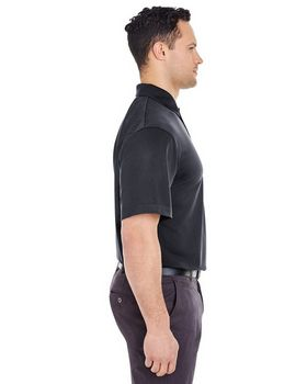UltraClub 8320 Mens Platinum Performance Jacquard Polo with TempControl Technology