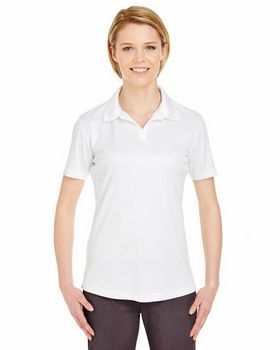Ultraclub 8425L Ladies Performance Interlock Polo