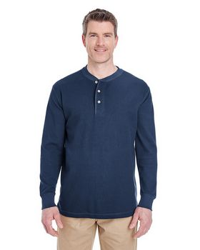Ultraclub 8456 Thermal Henley