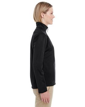 UltraClub 8477L Ladies Soft Shell Jacket