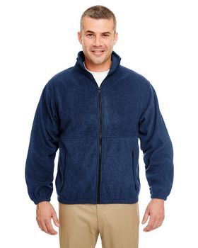 Ultraclub 8485 Iceberg Zip Jacket - Shop at ApparelnBags.com