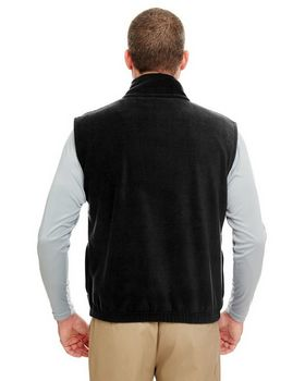 Ultraclub 8486 Full Zip Vest