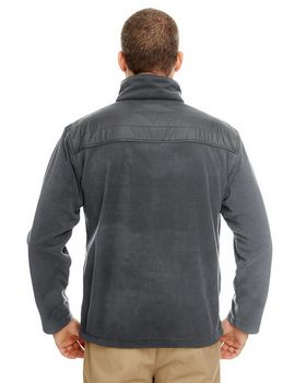 Ultraclub 8492 Adult Fleece Jacket