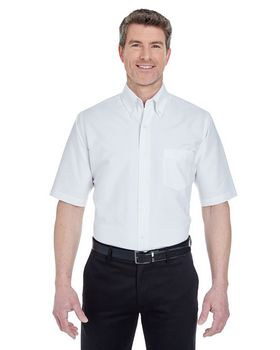 Ultraclub 8972T UC SS Oxford Dress Shirt