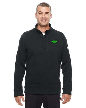 Under Armour 1259101 Elevate 1/4 Zip Sweater - For Men
