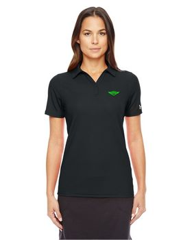 Under Armour 1261606 Corp Performance Polo Shirt - For Women