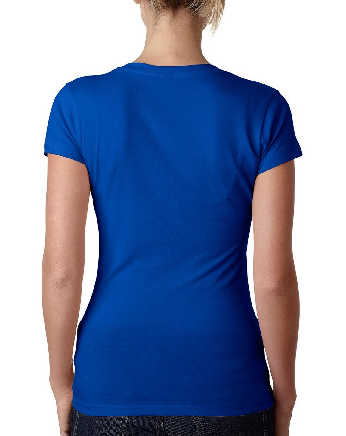 f24c428e ... Next Level 3400L Ladies Sporty V-Neck Tee ...