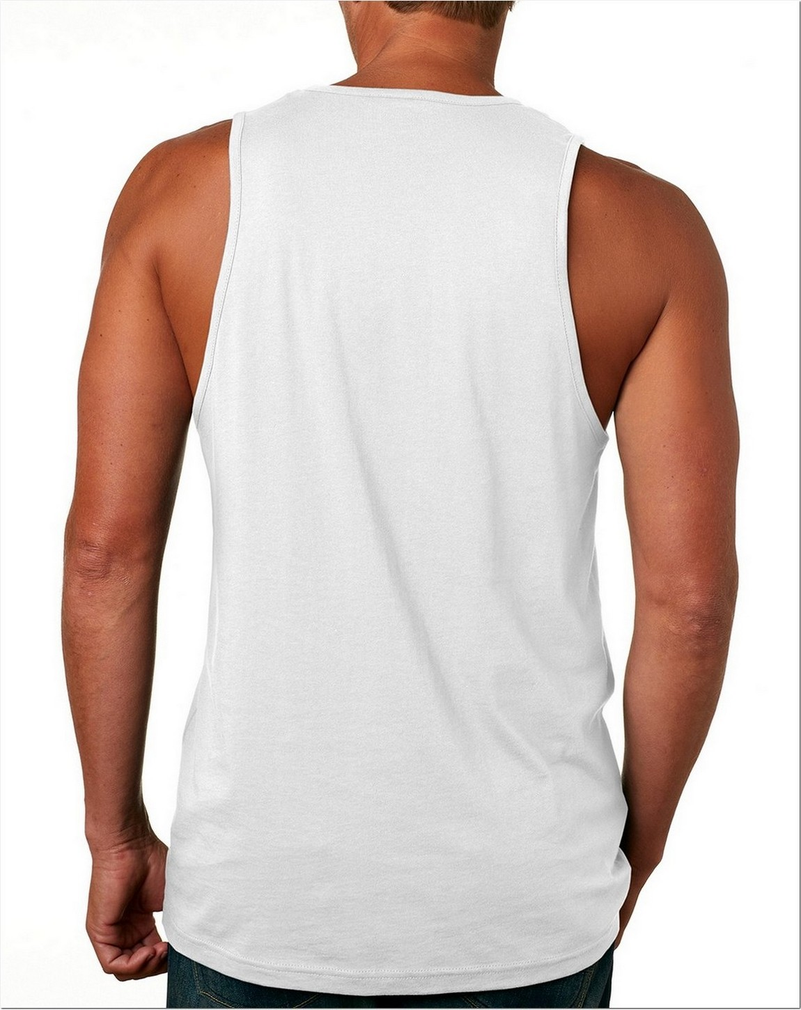 235bfd04b6558 Buy Next Level 3633 Mens Premium Jersey Tank