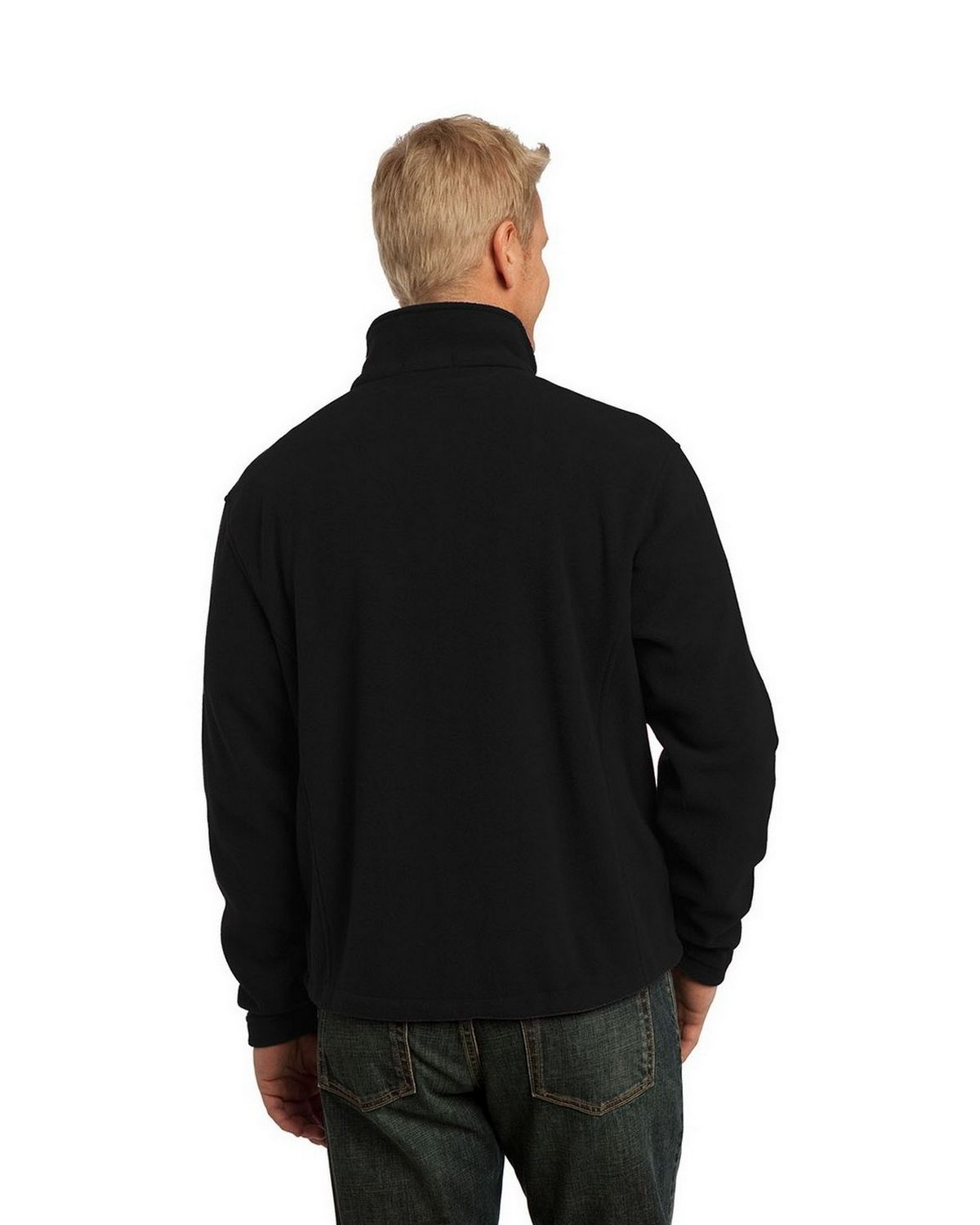 Port Authority Mens Value Fleece 1//4 Zip Pullover