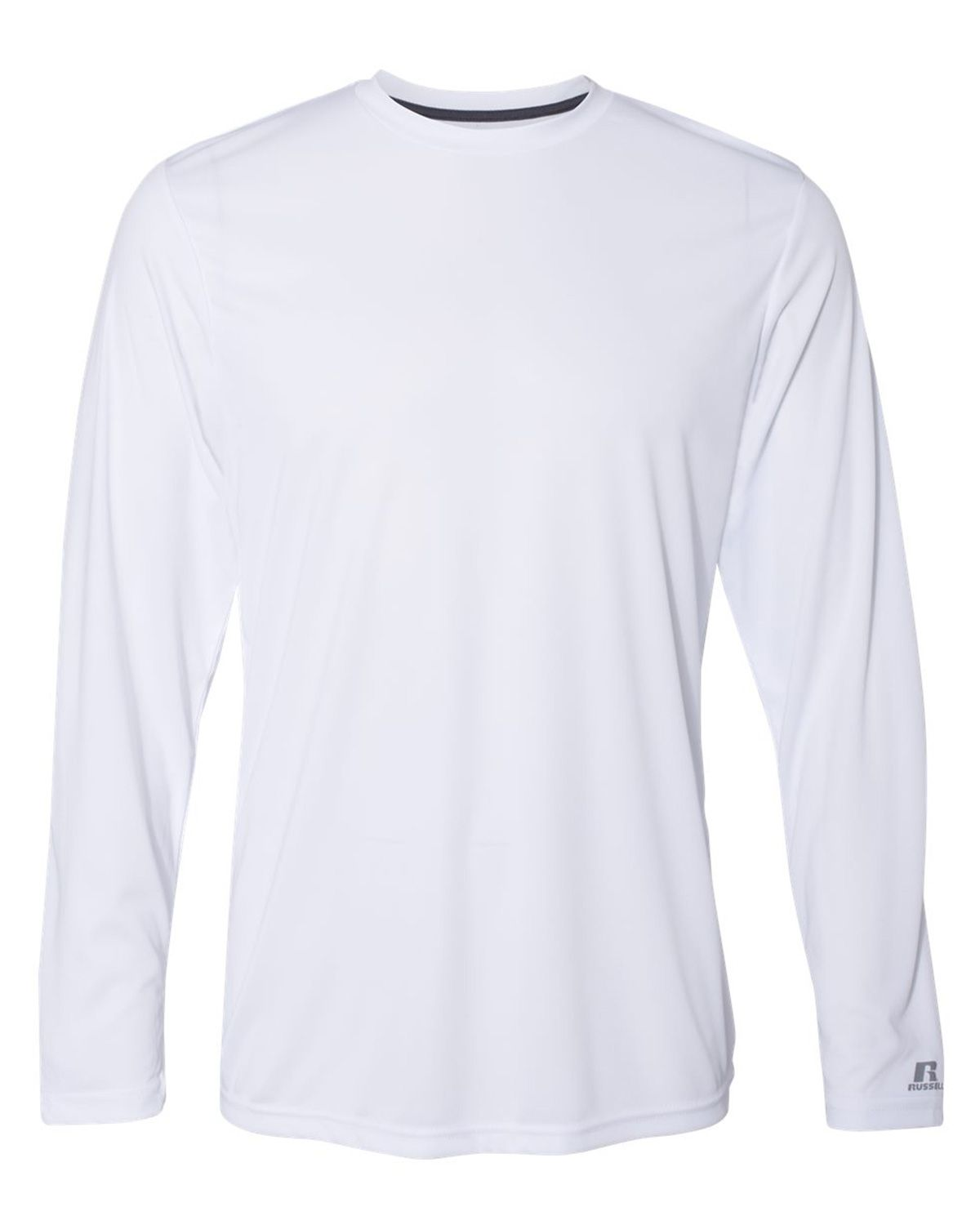 bdee02f1 Russell Athletic 631X2M Mens Core Long Sleeve Performance Tee