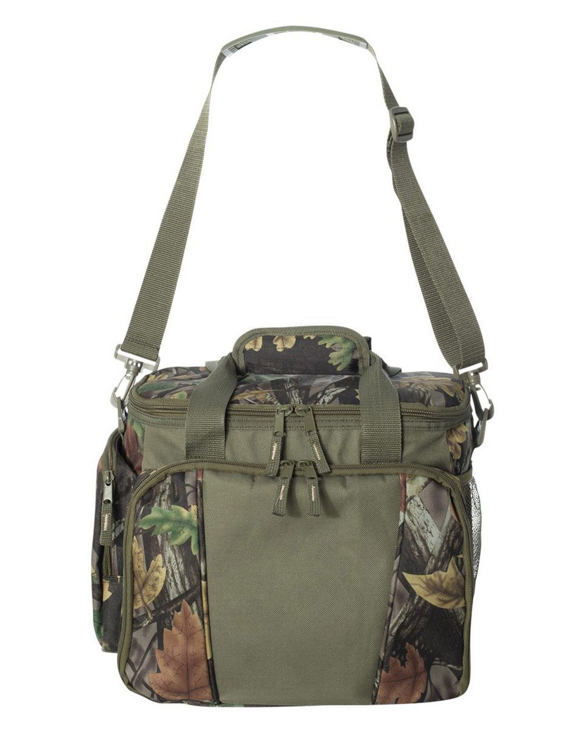 Sherwood Camouflage Small Roll Duffel Bag 5562
